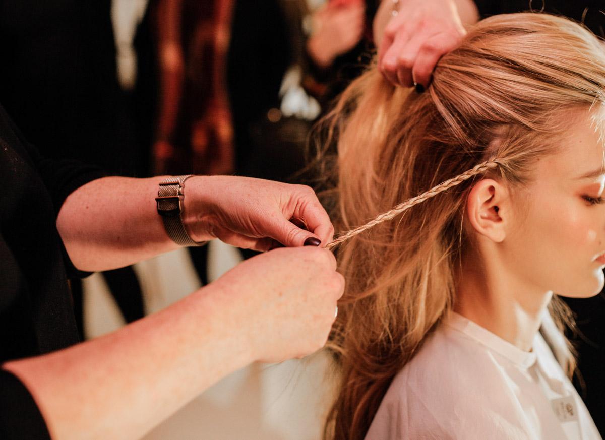 shampoo til elektrisk hår