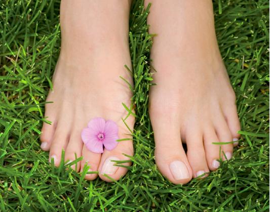 Clarins-bløde fødder med Foot Beauty Treatment Cream