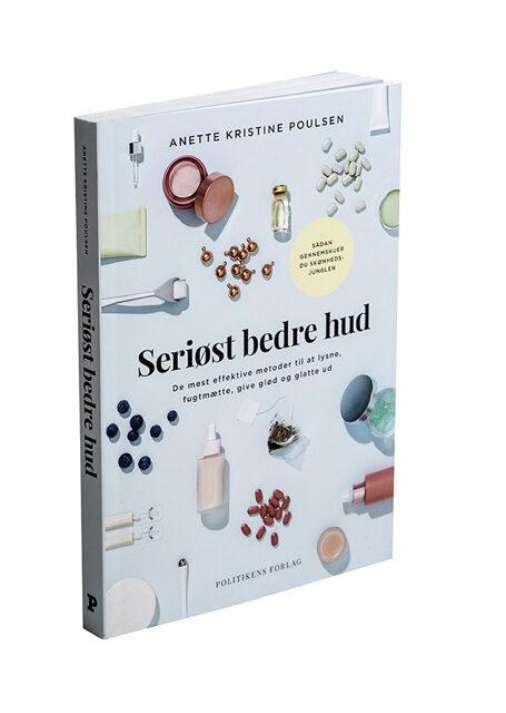 Seriøst bedre hud af Anette Kristine Poulsen