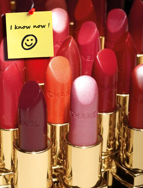 Det var den nye Chanel læbestift - Coco Rouge - som var på alles læber under Oscaruddelingen