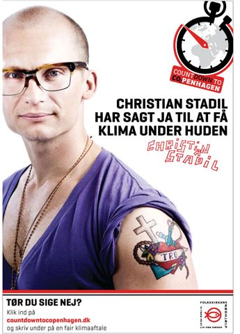 Christian Stadil kæmper for bedre klima-aftale