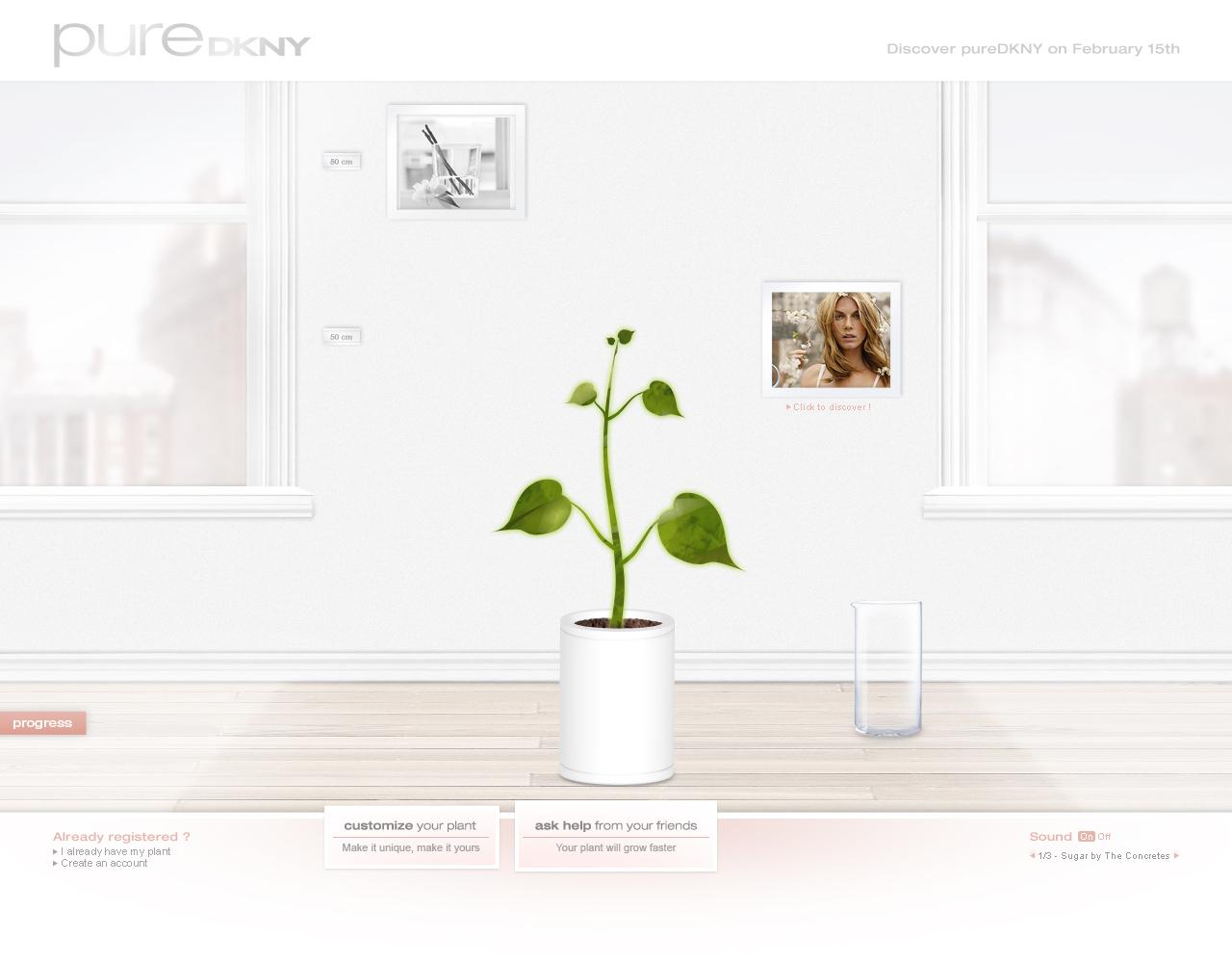 Planten her udvikler sig til noget, der kan blive dit