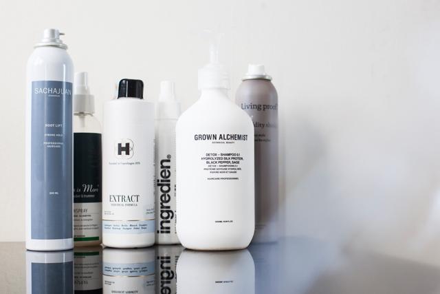 fugtspray til hår