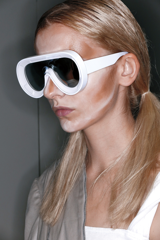 New York Woman Fashion Week Spring/H Hood By Hair show